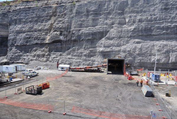 Broadmeadow Coal Mine