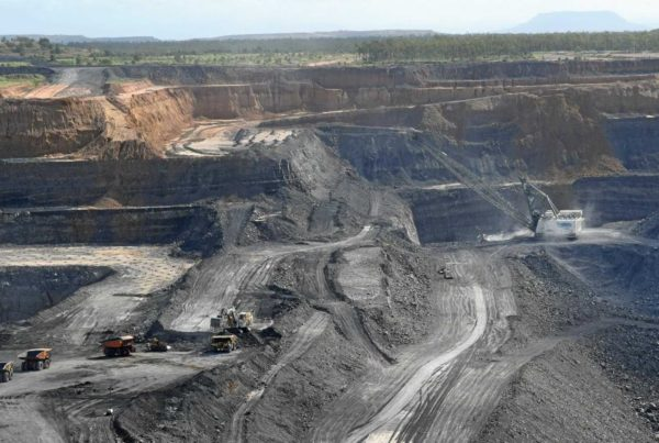 Coppabella Coal Mine