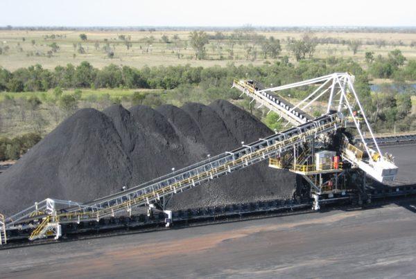 Kestrel Coal Mine