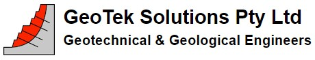GeoTek Solutions Logo